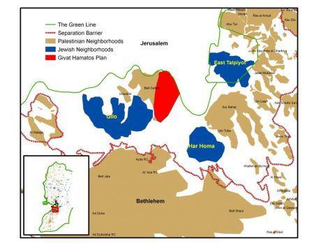 The Givat Hamatos Plan