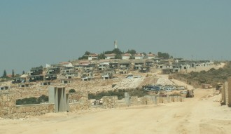 Construction of new villa neighborhood with 48 housing units in the secular settlement Alei Zahav, for a religious group