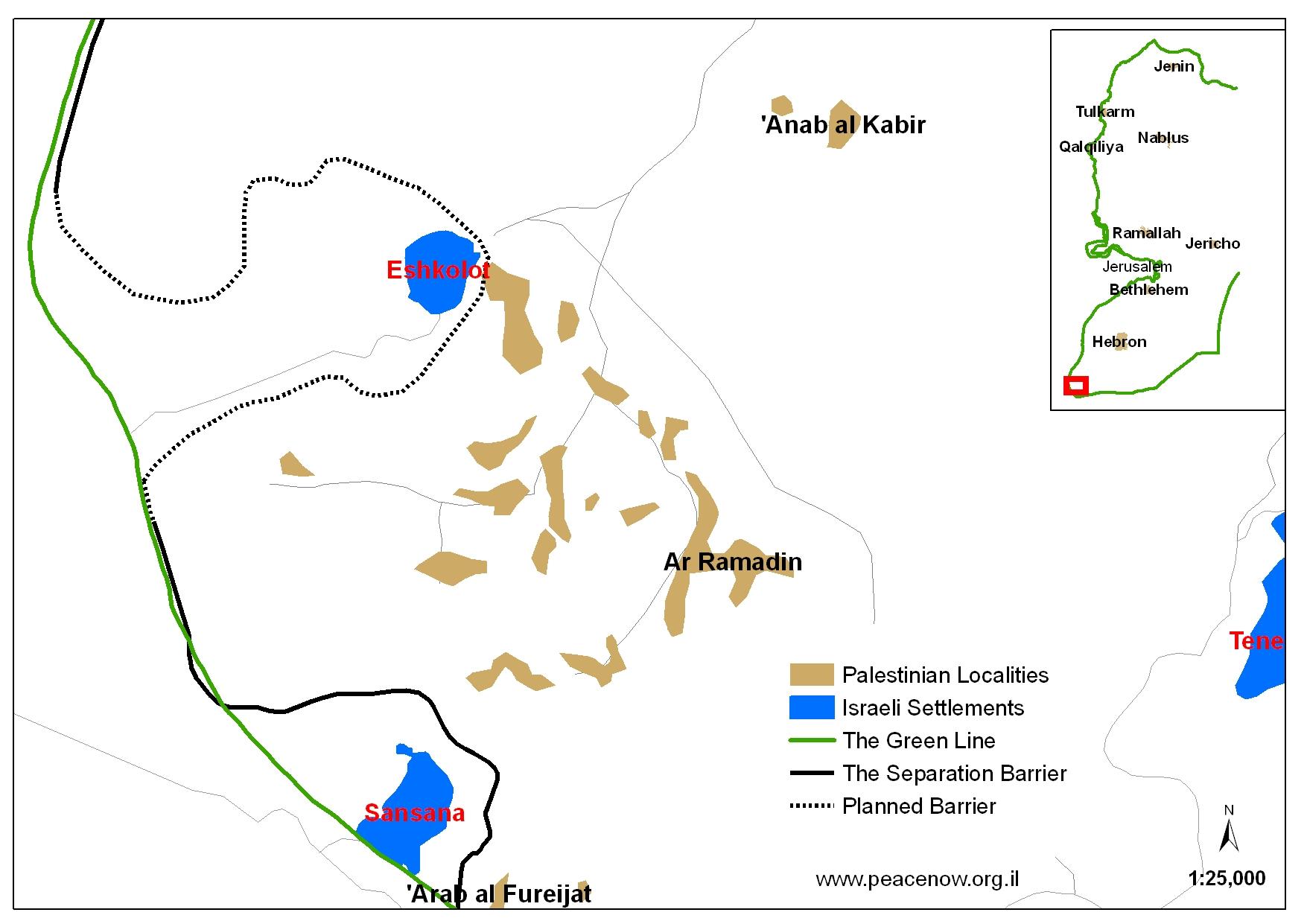 Sansana_Map