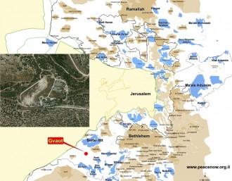 Gvaot_Map_Eng