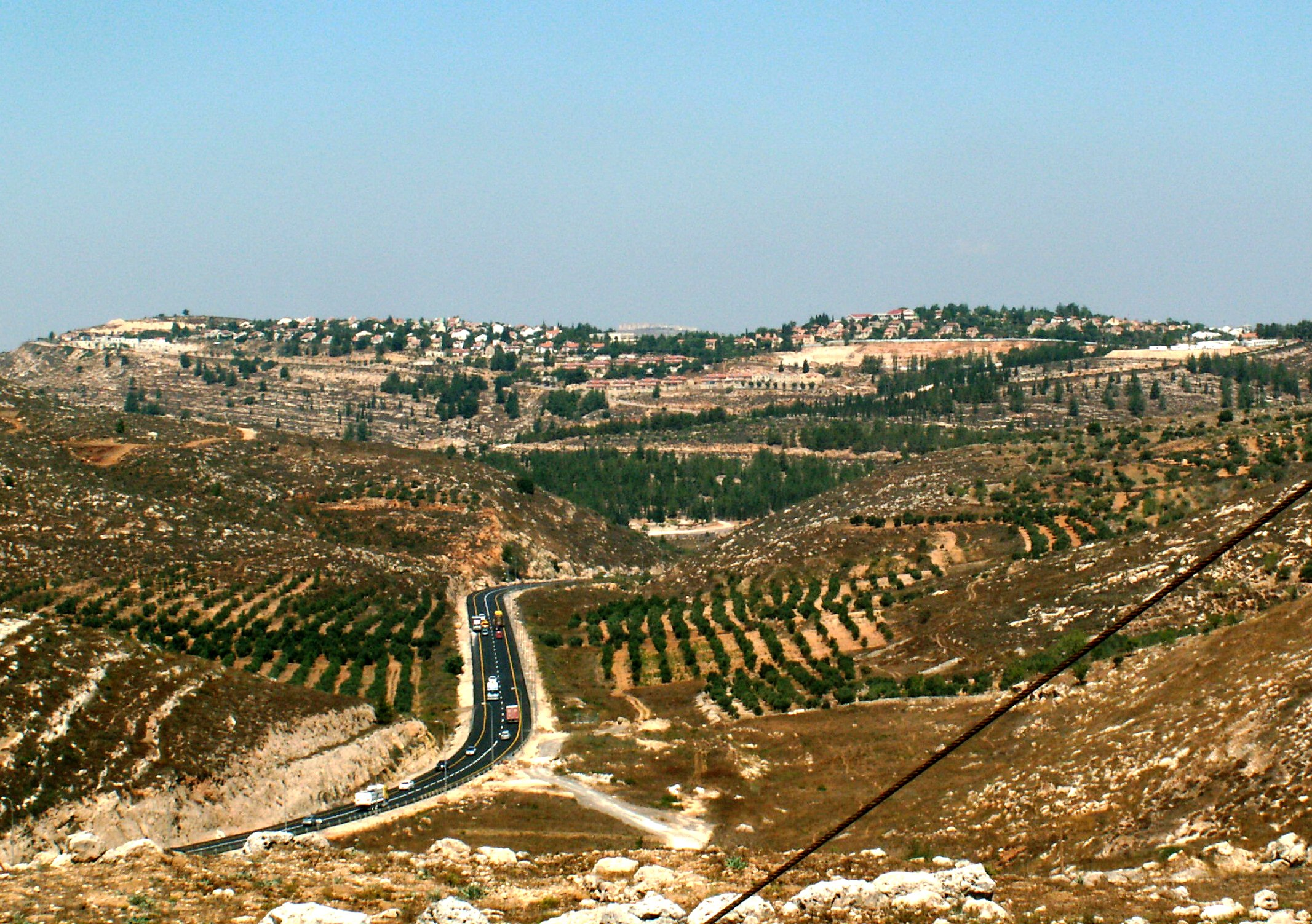 The settlement of Eli