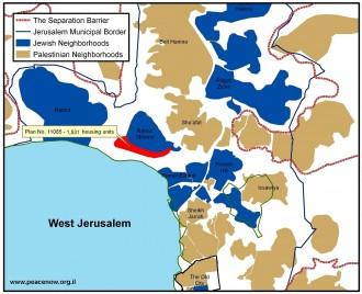 The Ramat Shlomo Plan