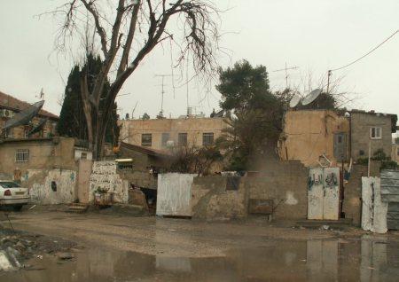 שכונת אום הארון (נחלת שמעון), שייח ג'ראח, מזרח ירושלים