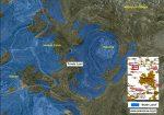 מפת האדמות שהוכרזו כאדמות מדינה באזור המאחז חרשה