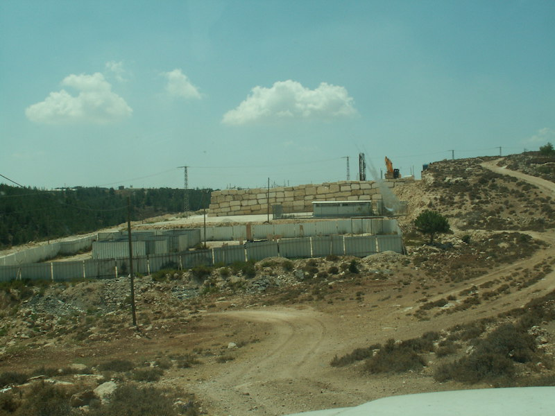 Gush Etzyon Industrial Area