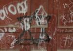 גרפיטי יהודי בחברון