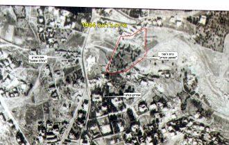 ועדי היהודים רוכשים קרקע ליד קבר שמעון הצדיק